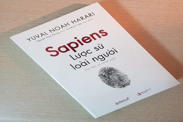 """Review sách """"Sapiens - Lược Sử Loài Người"""""""